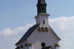 Kaple sv. Josefa na Hřebči