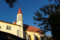 Klášterní kostel sv. Alfonse a P.Marie Fatimské