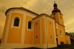 Kostel sv. Jakuba staršího a sv. Filomeny